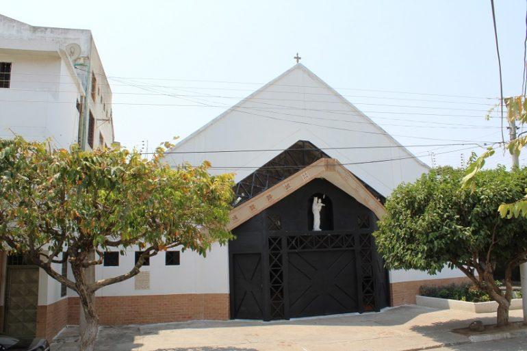 Parroquia María Auxiliadora Valledupar