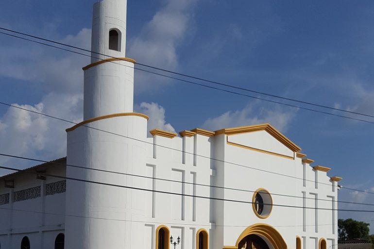 Parroquia Nuestra Señora Del Carmen de Curumani