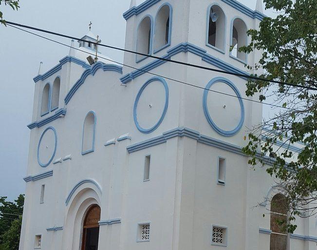 Parroquia Nuestra Señora del Rosario de Chiquinquirá de Chiriguná