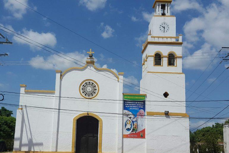 Parroquia San Agustín de Fonseca