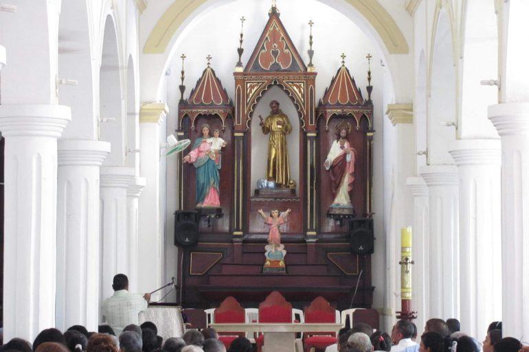 Parroquia San Francisco de Asís de la Paz