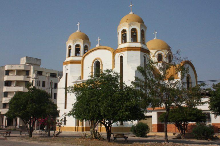 Parroquia San Juan Bautista de San Juan