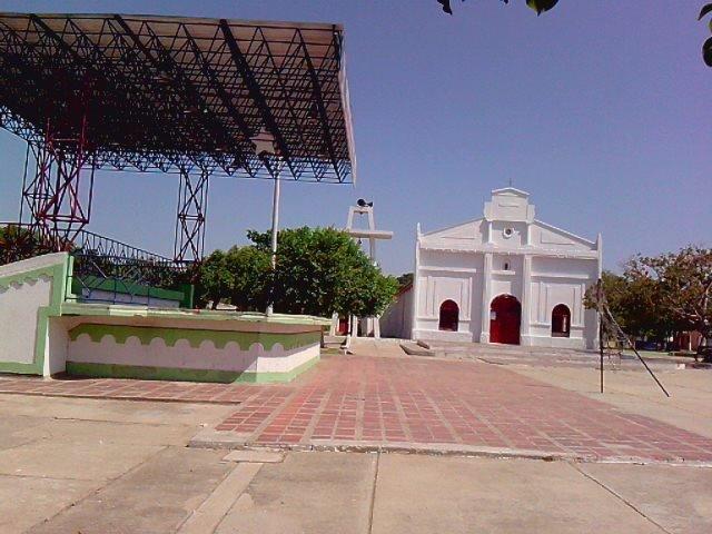 Parroquia San Marcos del Paso