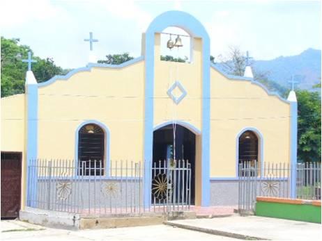 Parroquia San Martín de Chimila