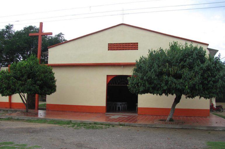 Parroquia San Roque de Curumaní